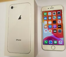 Apple iPhone 8 64Gb White Unlocked With Original Box - (b5)