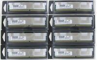 64GB KIT 8X8GB DELL FBDIMM PowerEdge 2950 1950 2950 1900 R905 R900 RAM MEMORY