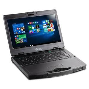Getac S410 Outdoor Laptop i5 6300U 2.4GHz 16GB 1TB SSD FULL HD Win 10
