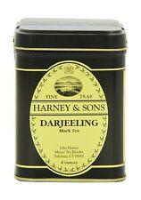 Harney & Sons Loose Leaf Black Tea, Darjeeling, 4 Ounce