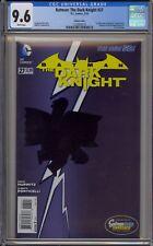 BATMAN: THE DARK KNIGHT #27 - SCRIBBLENAUTS VARIANT - CGC 9.6 - 1226955019