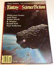 Magazine of Fantasy & Science Fiction - November 1980 - Vol.59 No.5 - Farmer