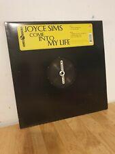 Joyce Sims Come Into My Life 12 Inch Vinyl Dance Record