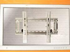 """K2 K2-T-S TV wall mount bracket for 23-40"""" flatscreen TVs. 15 deg tilt, silver."""