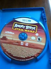 Nintendo Wii U Angry Birds Star Wars Video Game Cheap