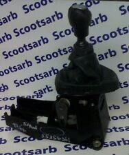 SAAB 9-3 5 Speed Gear Selector Leather Unit 2003 - 2010 55354361 55564725 Z18XE