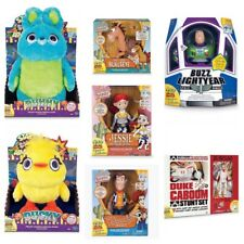 Toy story signature collection woody Jessie buzz lightyear bunny ducky horse NEW