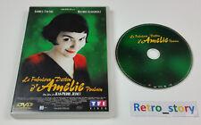 DVD Le Fabuleux Destin D'Amélie Poulain - Audrey TAUTOU - Mathieu KASSOVITZ