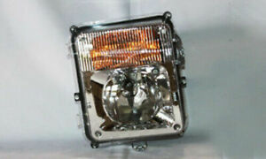 TYC 19-5837-00 Fog Light Assembly For 04-09 Cadillac SRX