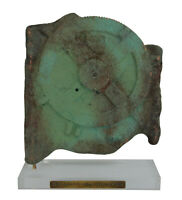 Antikythera Mechanism Sculpture - The Ancient Greek First Computer in History
