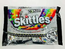 Zombie Skittles Halloween Candy 20x Fun Sized Pouches (10.7oz bag)