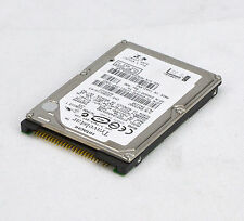 "40gb 40 GB 2,5"" 6,35 cm HDD Disco Rigido Hitachi hts541040g9at00 IDE PATA 44p #079"
