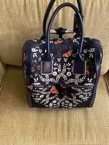 Beautiful TED BAKER Cabin Bag /Suitcase/Travel/Luggage Good Condition - RRP-£189