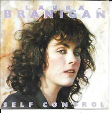 "45 TOURS / 7"" SINGLE--LAURA BRANIGAN--SELF CONTROL / SILENT PARTNERS--1984"