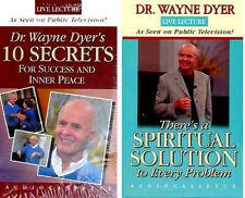 Wayne Dyer Theres a Spiritual Solution to Every Problem Secrets Success Cassette