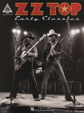 ZZ Top Early Classics Guitar Recorded Versions TAB Music Book
