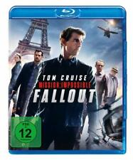 Blu-ray * MISSION: IMPOSSIBLE 6 – FALLOUT - Tom Cruise # NEU OVP +