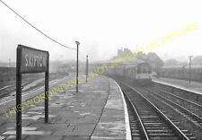 Skipton Railway Station Photo. Midland Railway. (18)