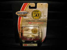 MATCHBOX COLLECTIBLES 1/64 1955 CADILLAC FLEETWOOD RED 50 YEARS OF MATCHBOX