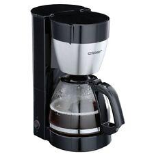 Cloer Filterkaffee-Automat 5019 Schwarz Kaffeemaschine 800 W Warmhaltefunktion