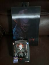Loyal Subjects Horror Pack It Movie Pennywise the Clown Vinyl Figure NECA IT