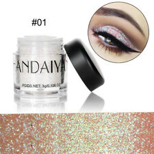 Glitter Powder Cream Shimmer for Eyeshadow Hilighter Sparkling Creme Cosmetic