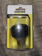 """KARCHER M22 To 3/8"""" Female Connection Swivel Fitting, Universal Fit, Max 4000psi"""