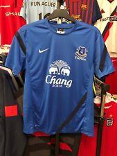 Men's Everton training shirt size L blue colour Nike