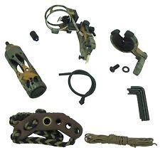 kit d'amélioration de tir à l'arc kit,Repose en,Stabilisateur D'arc coup d'oeil