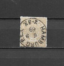 Altdeutschland Norddeutscher Bund 1868 Mi - Nr 6 gestempelt