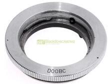 Leica DOOBC adattatore per montare obiettivi Leica M 50mm. su ingranditore M39