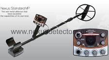 "NEXUS Standard MP with 13""DD Coil Professional Gold Treasure Metal Detector"