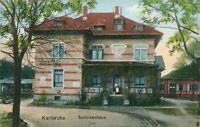 Ansichtskarte Karlsruhe Schützenhaus 1916 (Nr.754)