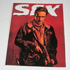 SFX Magazine Text-Free Cover  ISSUE 266  THE WALKING DEAD ANDREW LINCOLN