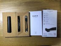 EARIN M-2 Black EI-3002 Wireless Bluetooth Earphone from JAPAN Used