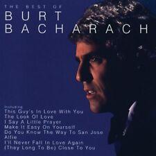 BURT BACHARACH THE BEST OF BURT BACHARACH CD CLASSICAL MUSIC BRAND NEW
