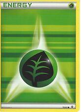POKEMON GENERATIONS CARD - GRASS ENERGY 75/83