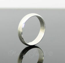 Without Stone Sterling Silver Rings for Men