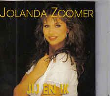 Jolanda Zoomer-Jij En Ik cd single