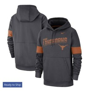 Gr/ö/ße S Athletic Gray University of Texas Authentic Apparel NCAA Texas Longhorns Texas Youth Arch Pullover Hoodie