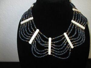 African Bead Necklace/Kenya