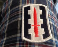 ARMY PATCH, SSI, 120TH INFANTRY BRIGADE  ,COLOR