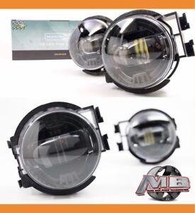 2011 2012 2013 2014 Subaru WRX Morimoto XB LED Projector Fog Lights PAIR 5500K
