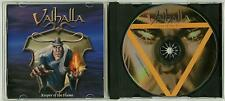 VALHALLA - ´´KEEPER OF THE FLAME´´ -  RARE PRIVATE US EPIC METAL CD 2000