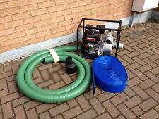 "Loncin Lc80zb35-4.5q 3"" 80 Mm Water Pump Hose Kit Petrol 4 Stroke 48 000l Hour"