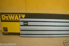 BRAND NEW DEWALT DWS5022 1.5METRE PLUNGE SAW & ROUTER GUIDE RAIL OFFER