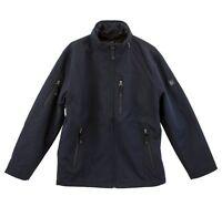 TUMI T-Tech Men's Waterproof Zip Front Jacket - Black, Navy, Gray LG/XL/XXL