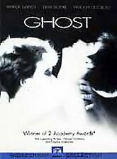 Ghost DVD Jerry Zucker(DIR) 1990