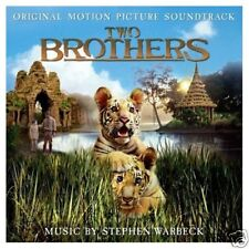 """""""TWO BROTHERS"""" Original Soundtrack (CD 2004) Stephen Warbeck ***EXCELLENT***"""