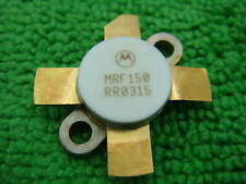 2, MOTOROLA MRF150 RF Power Amplifier Transistor N-MOS
